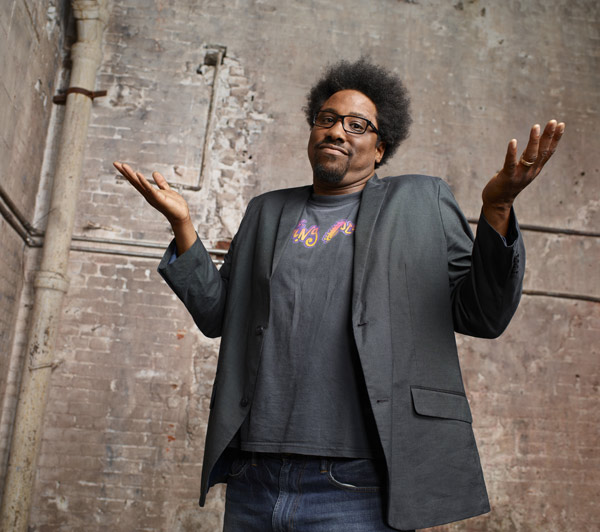 Leading Voices Series: W. Kamau Bell @ Pasant Theatre | East Lansing | Michigan | United States