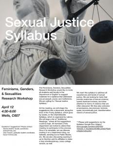 Feminisms, Genders, Sexualities