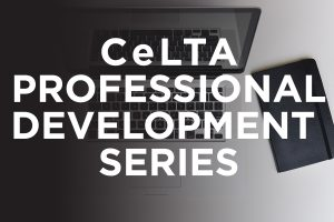 CeLTA grant updates: Language Proficiency Flagship and LCTL Partnership @ B135 Wells Hall