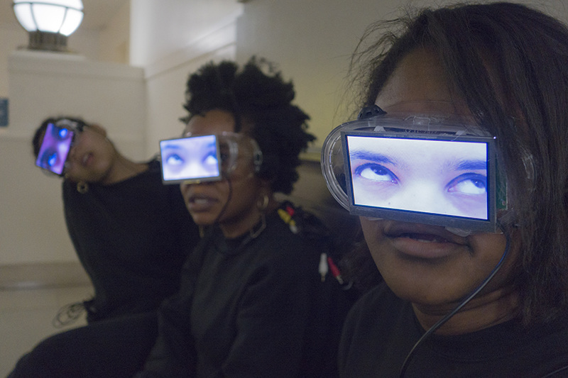 Broad Underground || Sondra Perry Works || Technology and Identity @ The Robin Theatre | Lansing | Michigan | United States