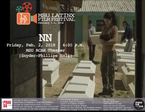 NN - MSU Latinx Film Festival @ MSU RCAH Theater (Snyder-Phillips Hall) | East Lansing | Michigan | United States