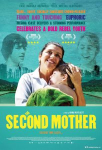 The Second Mother - MSU Latinx Film Festival @ MSU Main Library Green Room (4 West)
