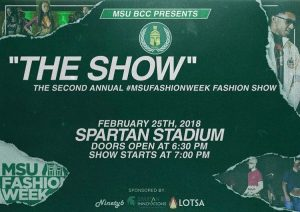 MSU Fashion Week @ Huntington Club, Spartan Stadium | East Lansing | Michigan | United States