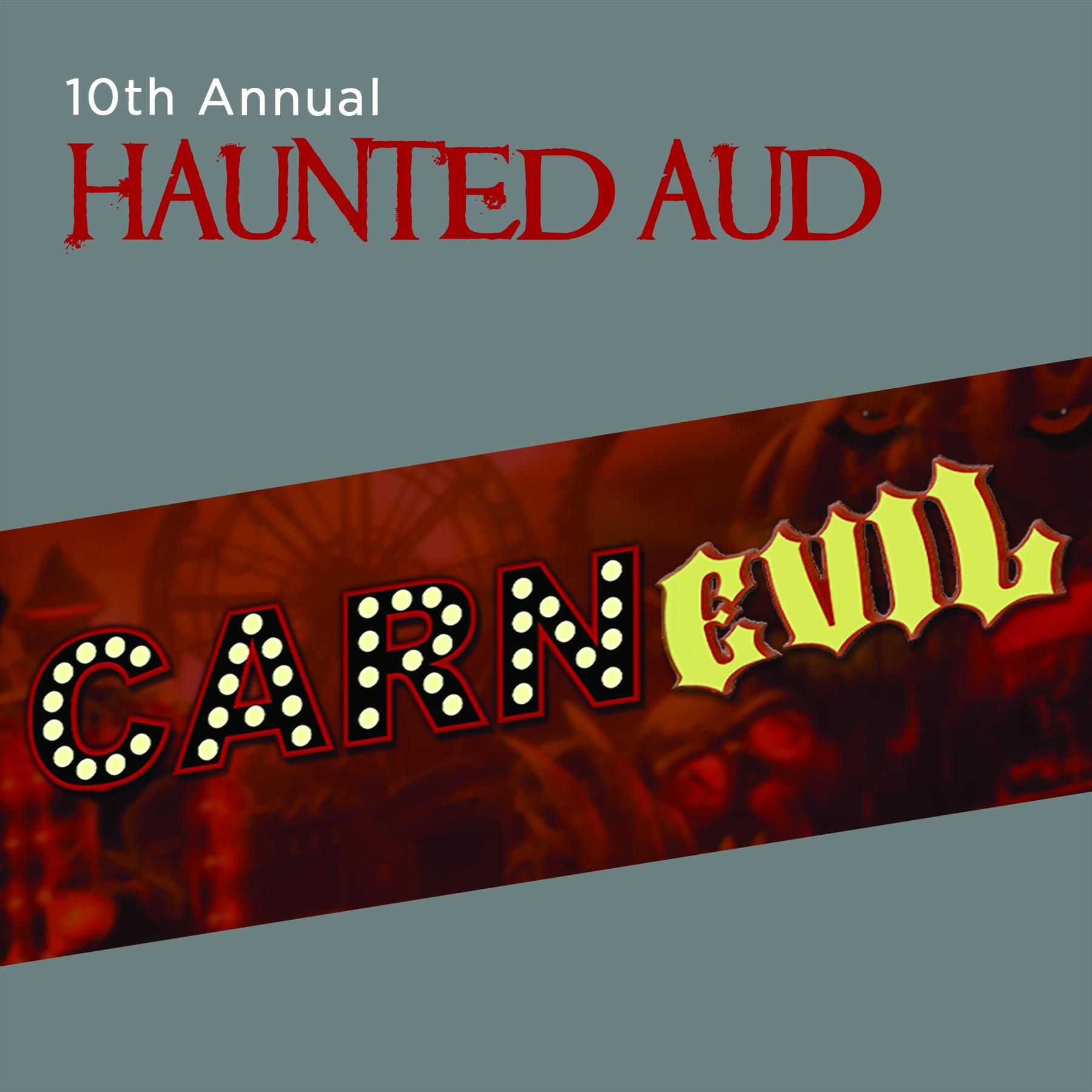 Haunted Aud @ MSU Auditorium