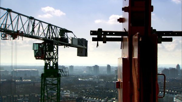MSU Film Collective: THE SOLITARY LIFE OF CRANES and LONDON @ B122 Wells Hall | East Lansing | Michigan | United States