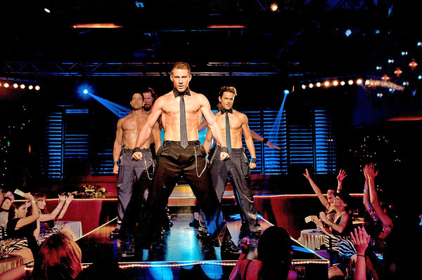 MSU Film Collective: MAGIC MIKE @ B122 Wells Hall | East Lansing | Michigan | United States