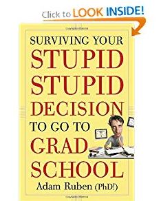 SoSLAP's Surviving Grad School Panel @ Wells Hall B243