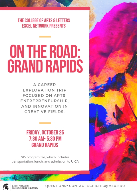 On the Road: Grand Rapids | CAL Excel Network @ Grand Rapids | Michigan | United States