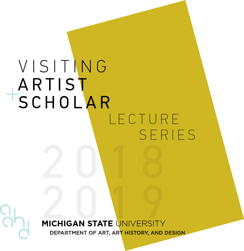 Jesse Reed Visiting Artist Lecture @ 109 South Kedzie Hall | East Lansing | Michigan | United States