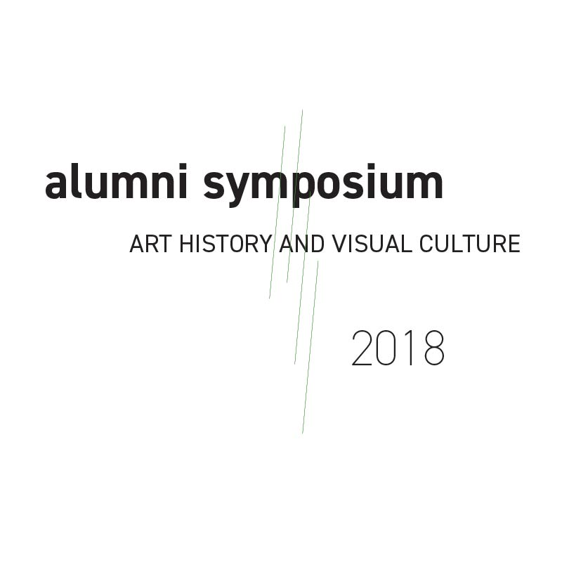 2018 Art History and Visual Culture Alumni Symposium @ MSU Library, 4th Floor Green Room
