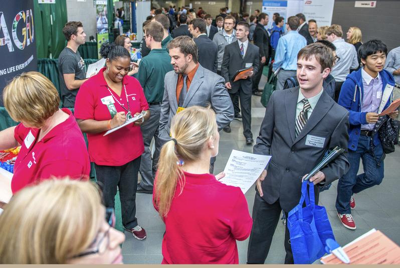 MSU Diversity Career Fair @ Breslin Center