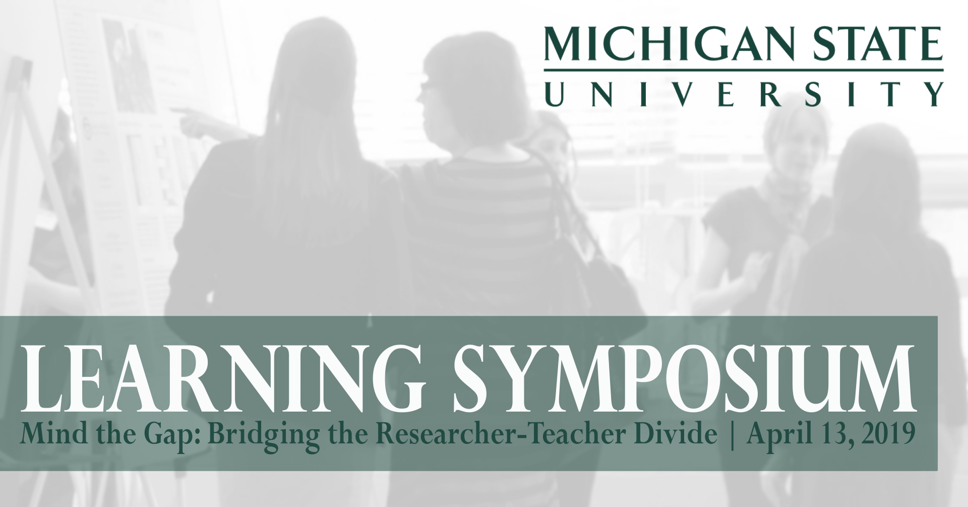 Mind the Gap: Bridging the Researcher-Teacher Divide @ Wells Hall, B-Wing | East Lansing | Michigan | United States