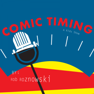 Comic Timing -Summer Circle Theatre Kids Show @ MSU Auditorium Courtyard | East Lansing | Michigan | United States