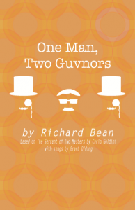 One Man, Two Guvnors - Summer Circle Theatre @ MSU Auditorium Courtyard | East Lansing | Michigan | United States