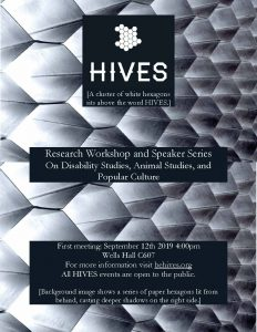 HIVES Research Workshop @ Wells Hall C607 | East Lansing | Michigan | United States