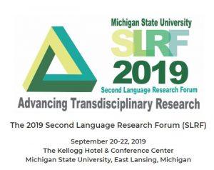 SLRF 2019