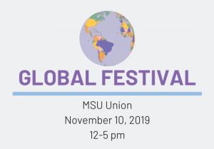 Global Festival @ MSU Union