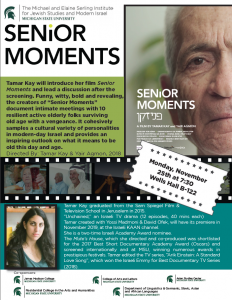 Film and Discussion: Senior Moments @ Wells Hall B-122