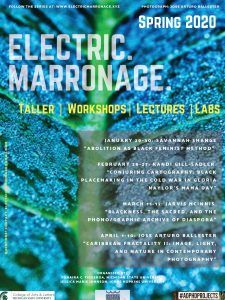 Electric Marronage @ MSU Library | East Lansing | Michigan | United States