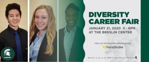 Diversity Career Fair @ Breslin Center