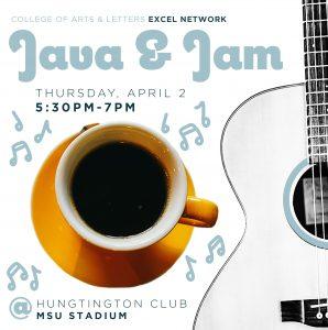 Java & Jam @ Huntington Club, Spartan Stadium | East Lansing | Michigan | United States