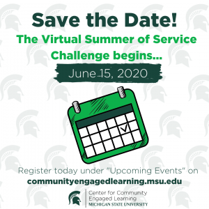 2020 Virtual Summer of Service Challenge