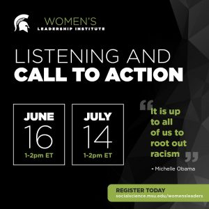 Listening and Call to Action