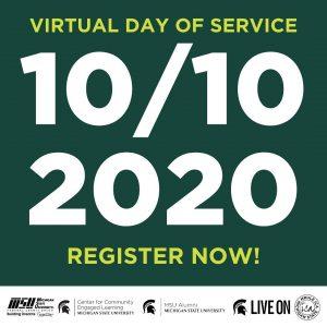 Fall Virtual Spartan Days of Service
