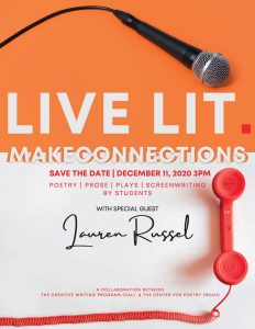 Live Lit: Making Connections