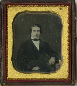daguerreotype of Elvira Eliza Field