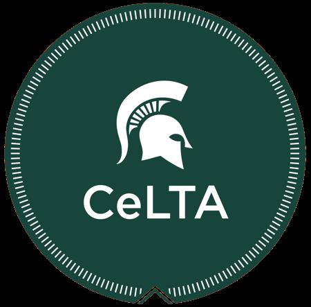 Meet the CeLTA Fellows @ B135 Wells Hall
