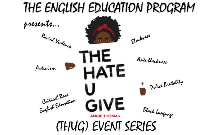 The Hate U Give @ MSU Erickson Kiva (Room 103)