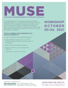 MUSE Workshop @ MSU