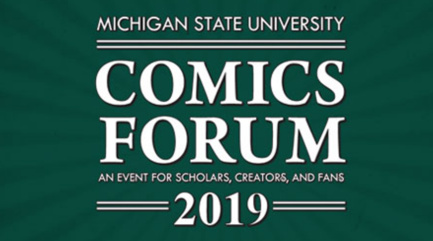 Comics Forum Keynote Scholar Lecture DR QIANA WHITTED @ MSU Library, 3rd Floor Beal Room | East Lansing | Michigan | United States