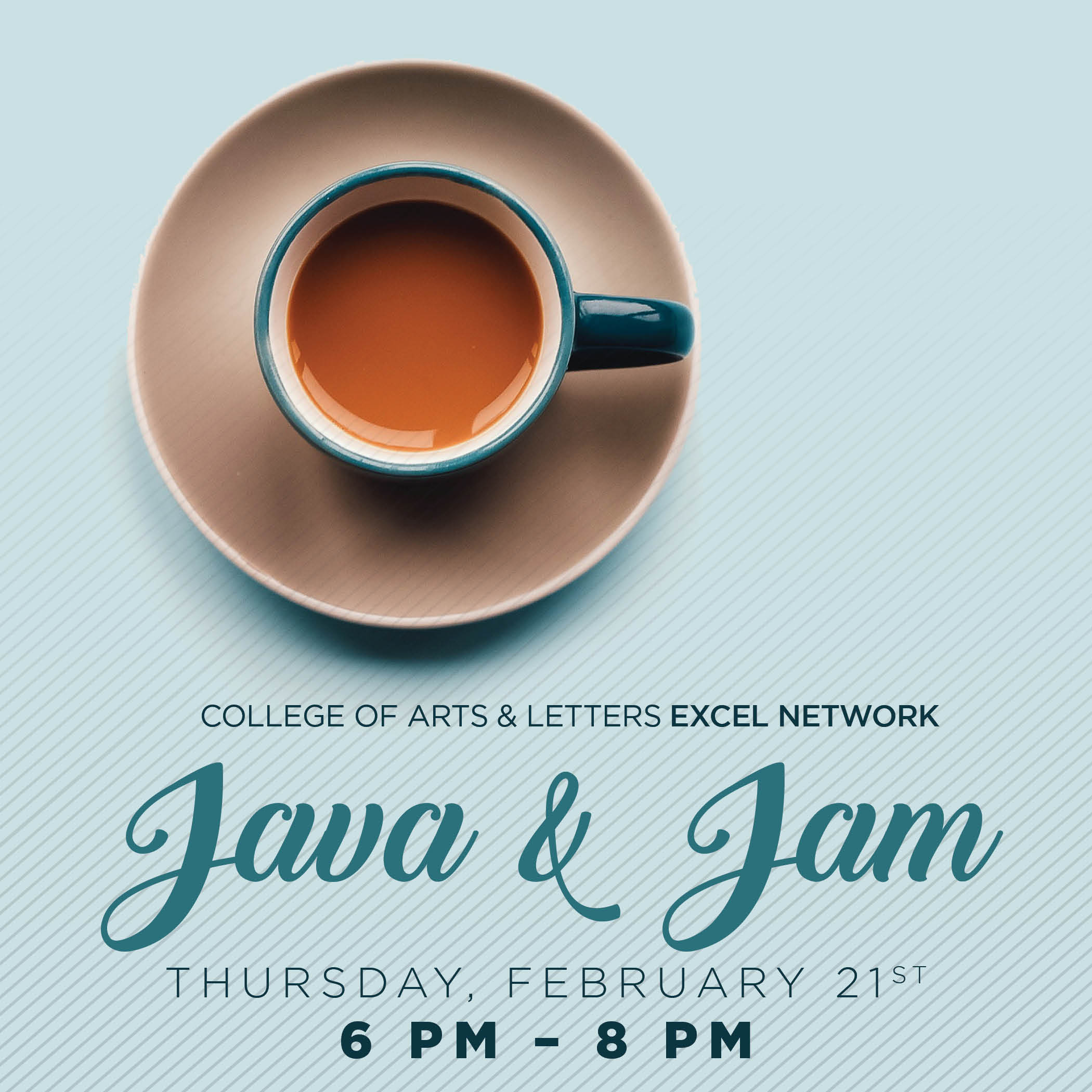 Java & Jam | CAL Excel Network @ MSU Broad Art Lab | East Lansing | Michigan | United States