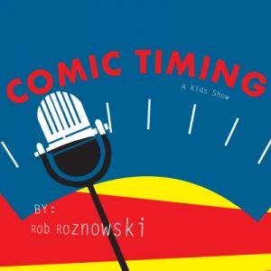 Comic Timing -Summer Circle Theatre Kids Show @ MSU Auditorium Courtyard | East Lansing | Michigan | United States