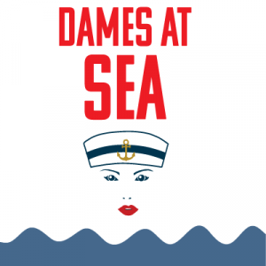 Dames at Sea - Summer Circle Theatre @ MSU Auditorium Courtyard | East Lansing | Michigan | United States