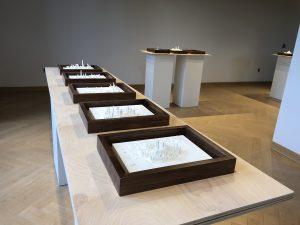 Textscape @ MSU Union Art Gallery | East Lansing | Michigan | United States