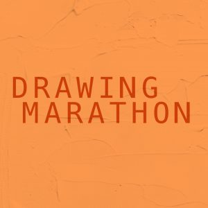 Drawing Marathon @ Broad Art Museum, Broad Art Lab, and SCENE Metrospace