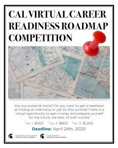 Virtual Career Readiness Roadmap Competition