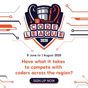 Shopee Code League 2020