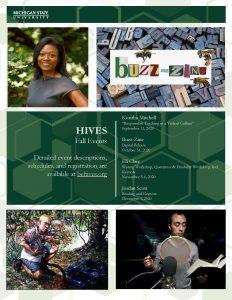 HIVES: Buzz-zine Digital Release