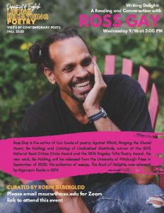 Ross Gay @ Remote