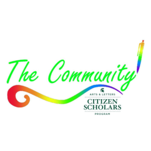 The Community with Citizens Scholars @ Online