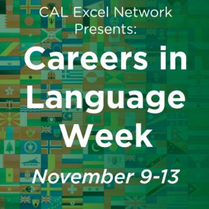 Excel Network Careers in Language Week - Employer Visit with CAPA (International Education)