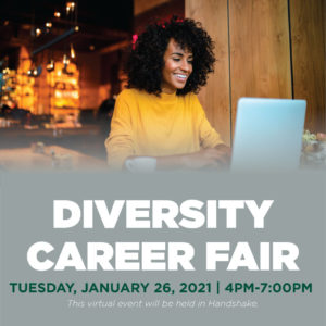 MSU Diversity Career Fair 2021 (Virtual)