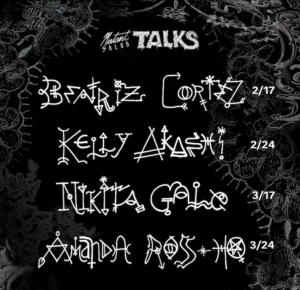 Nikita Gale Mutant Salon Talk Hosted by Young Joon Kwak @ Virtual on Zoom