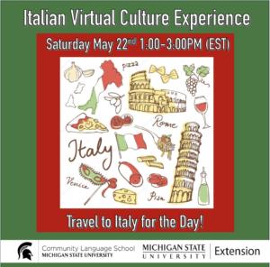 Italian Virtual Culture Experience