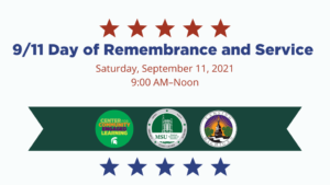 9/11 Day of Remembrance and Service @ Sycamore Driving Range and Learning Center | Lansing | Michigan | United States
